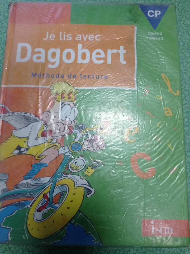 Je lis avec Dagobert