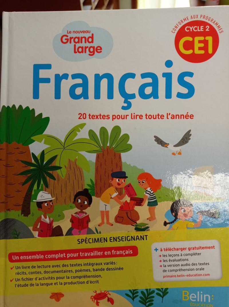 """Le nouveau """"Grand large"""""""