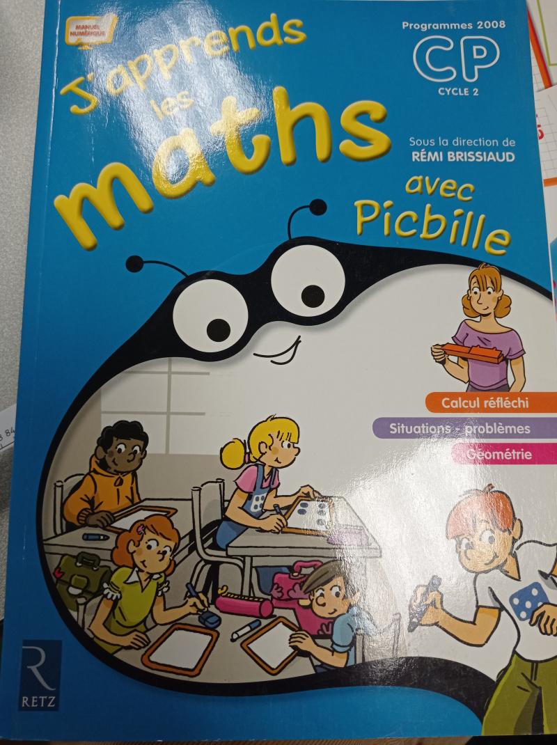 J'apprends les maths Cp fichier