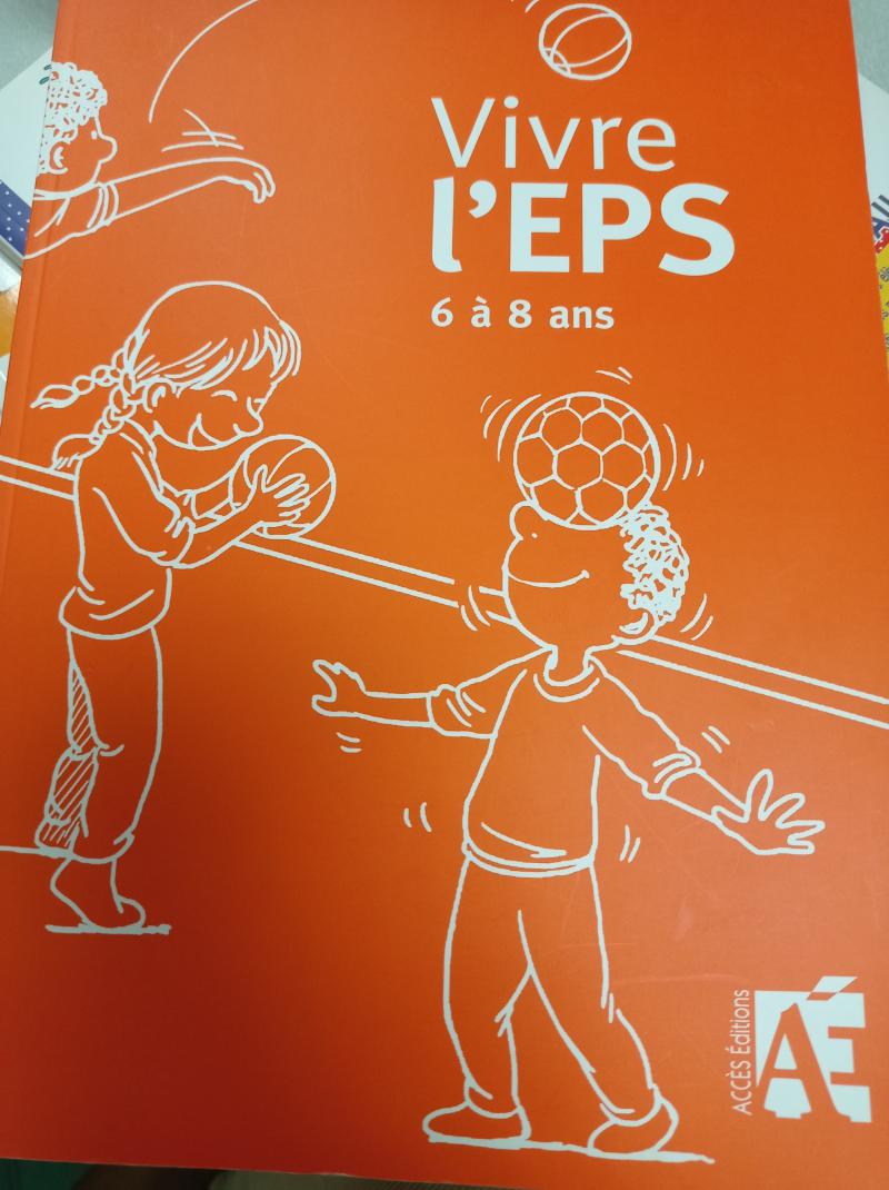 Vivre l'EPS, 6 à 8 ans