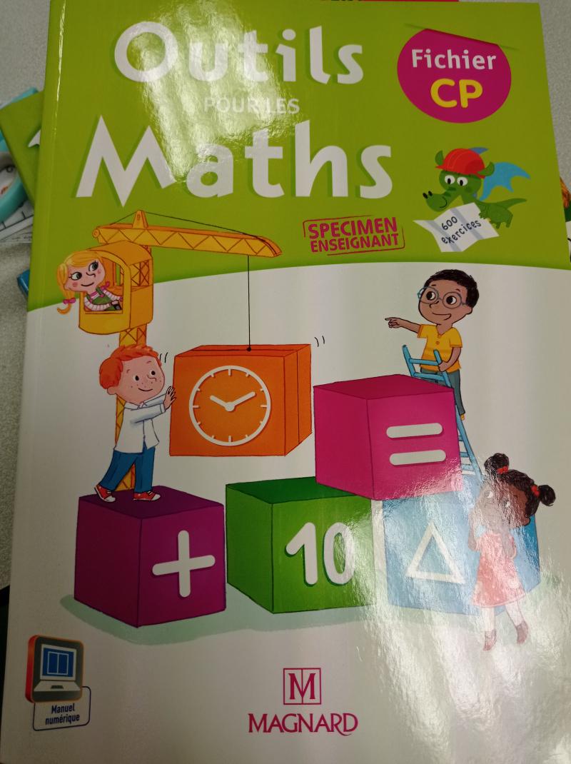 Outils pour les maths cp