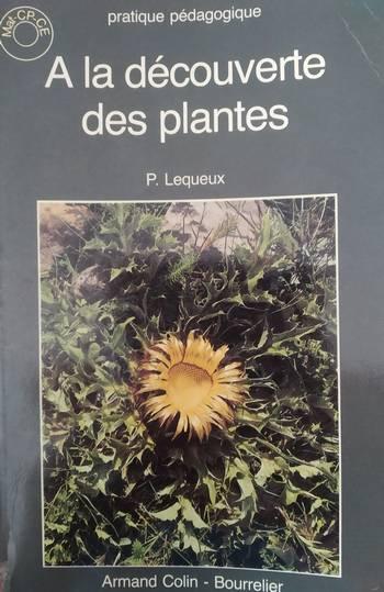 À la découverte des plantes