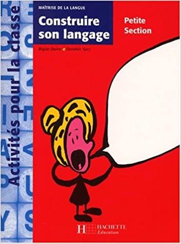 Construire son langage