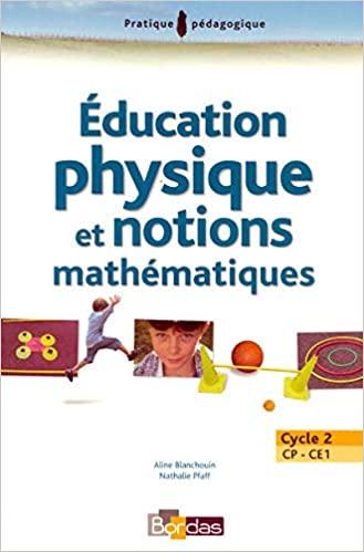 Éducation physique et notions mathématiques