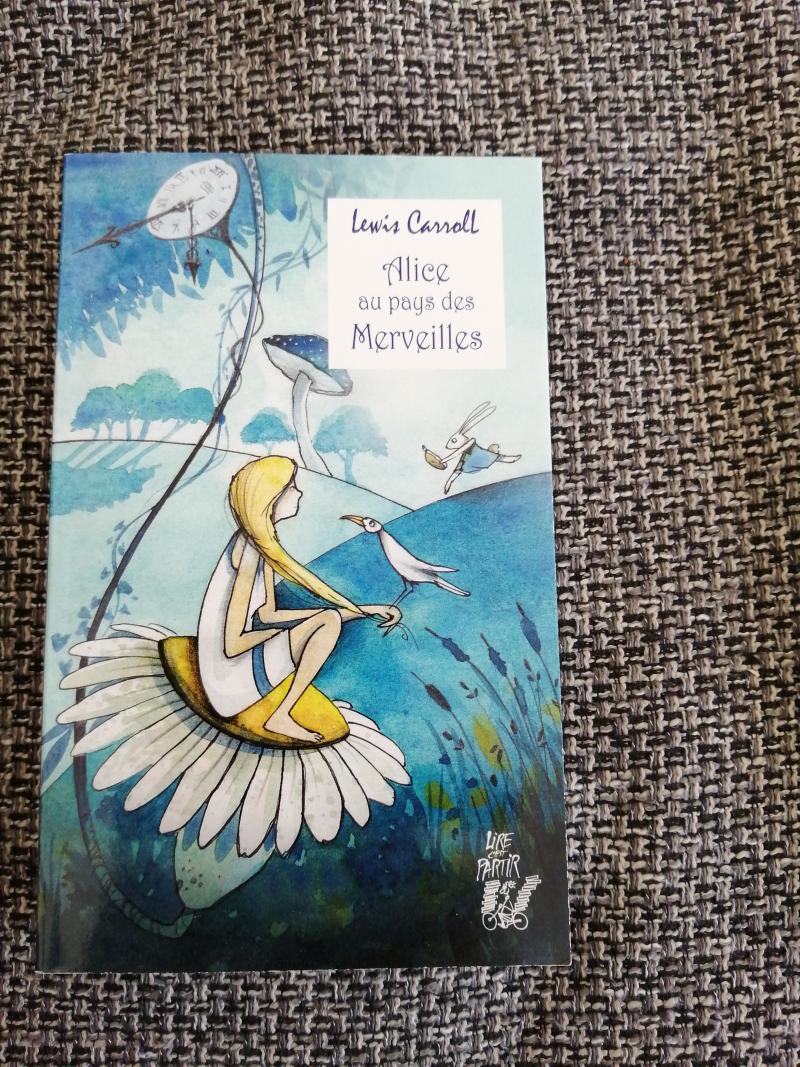 """série de 30 """"Alice au pays des merveilles"""""""