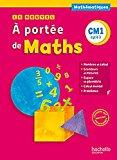 """Le nouvel """"À portée de maths"""", CM1, cycle 3"""