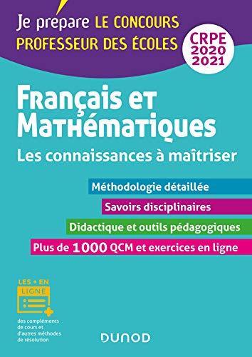 Français et mathématiques