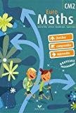 Euro Maths Cm2 éd. 2009 - Manuel De L'élève + Aide Mémoire (french Edition)