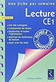 Lecture, CE1