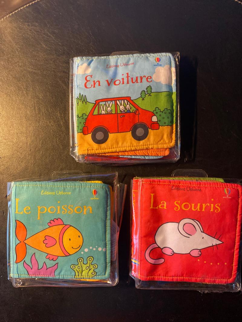 La souris / Le poisson / En voiture