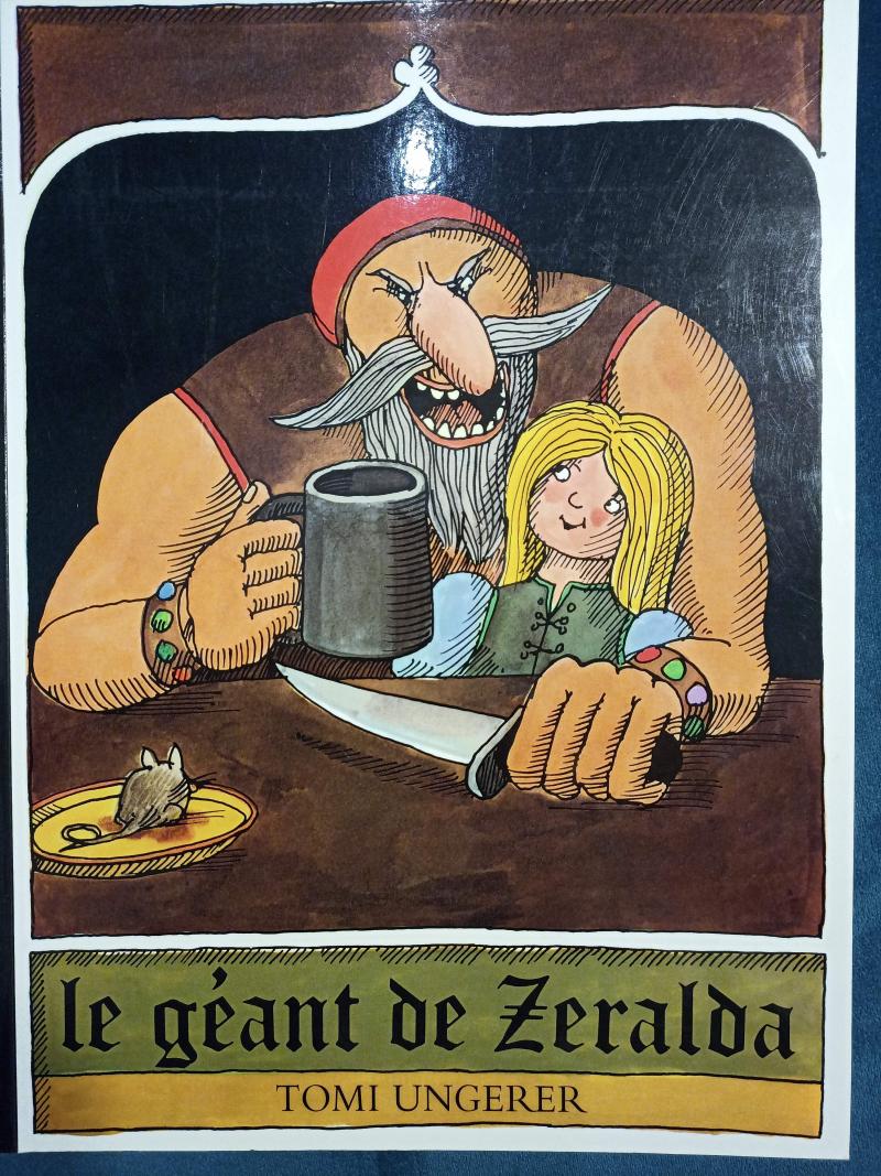Le géant de Zeralda