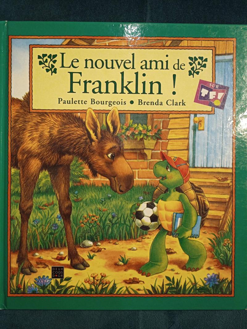 Le nouvel ami de Franklin !