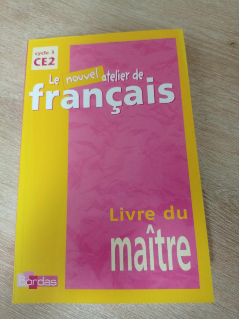 Le nouvel atelier de français