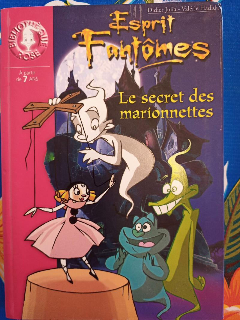 Le secret des marionnettes