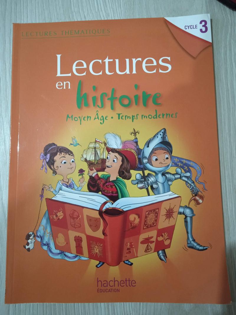 Lecture en histoire - Moyen-âge, Temps modernes