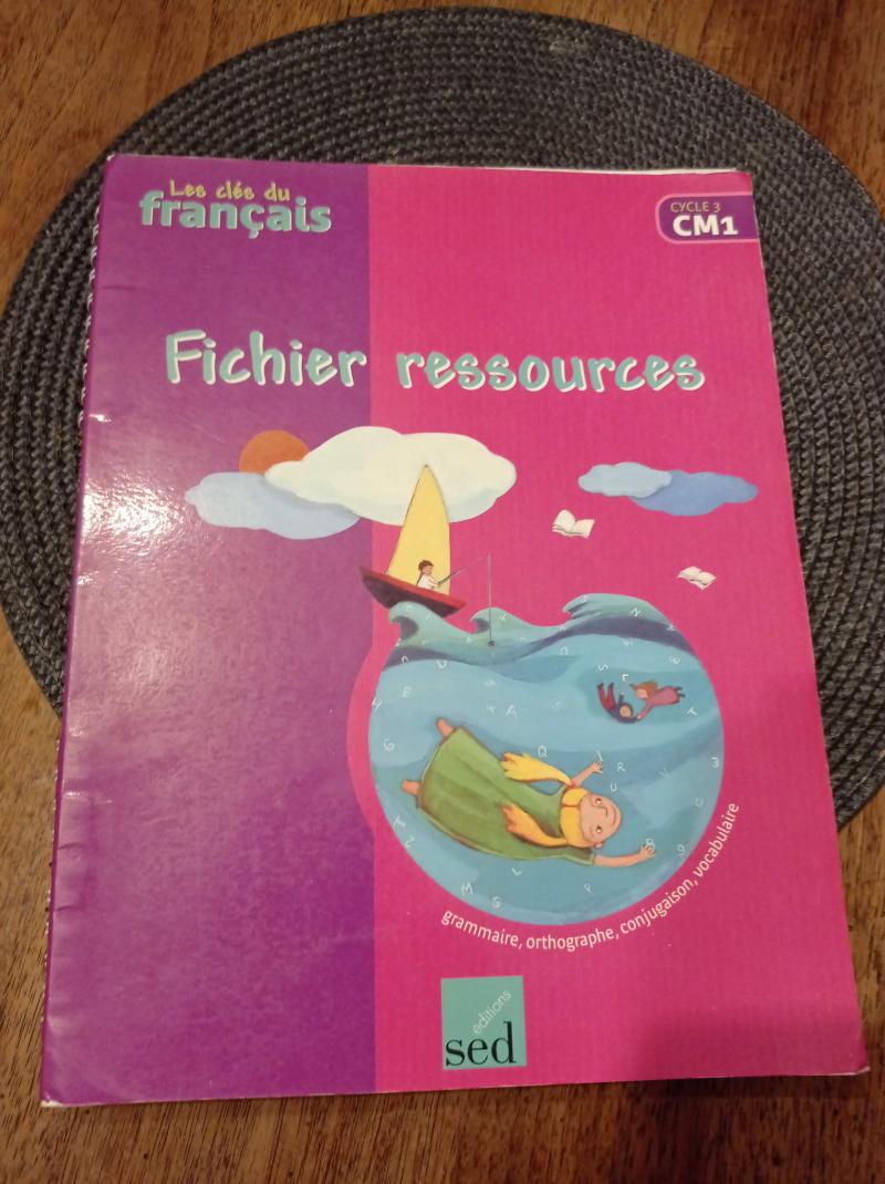 Les clés du français - fichier ressources