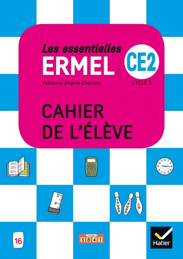 Les essentielles Ermel CE2, cahier de l'élève