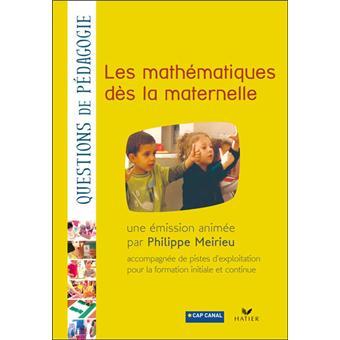 Les mathématiques dès la maternelle