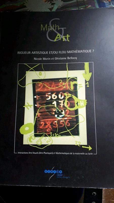 Maths et Arts, rigueur artistique et/ou flou mathématique ?