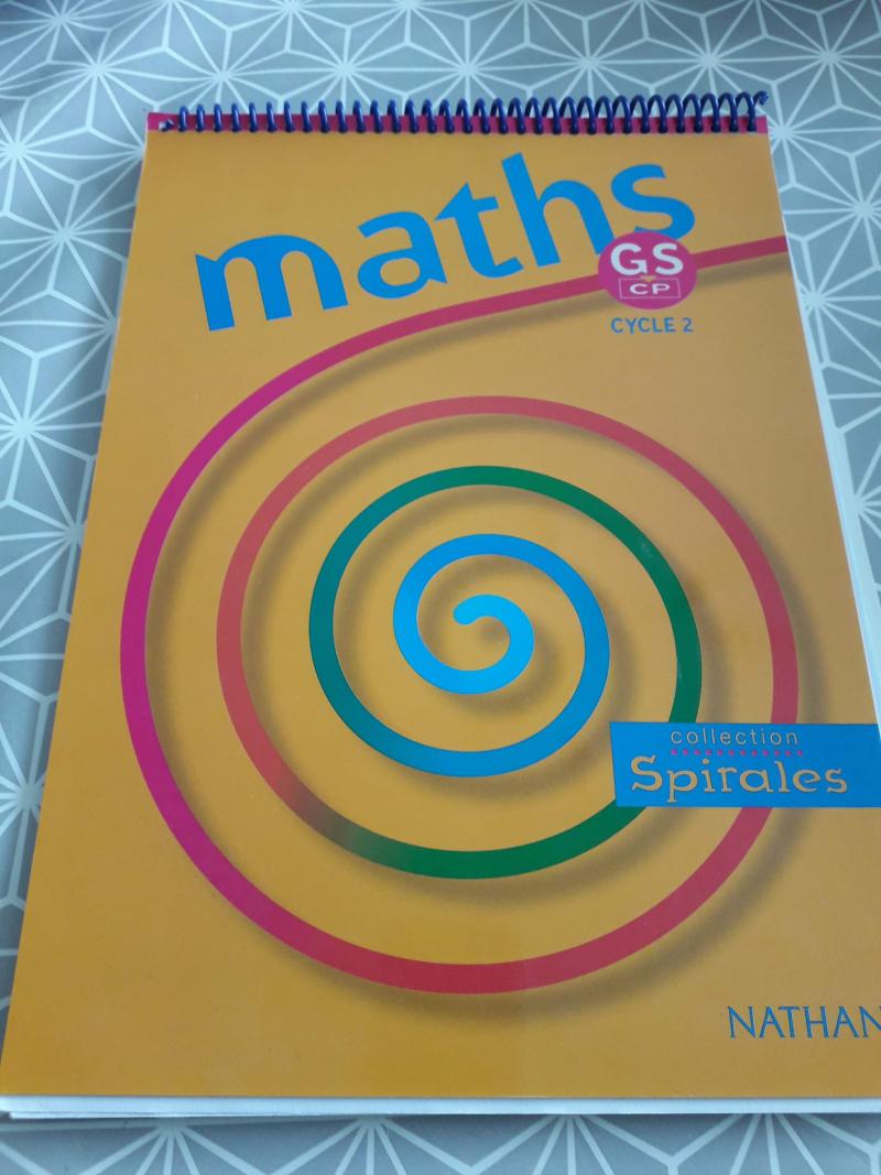 Maths, GS-CP, [cycle 2]