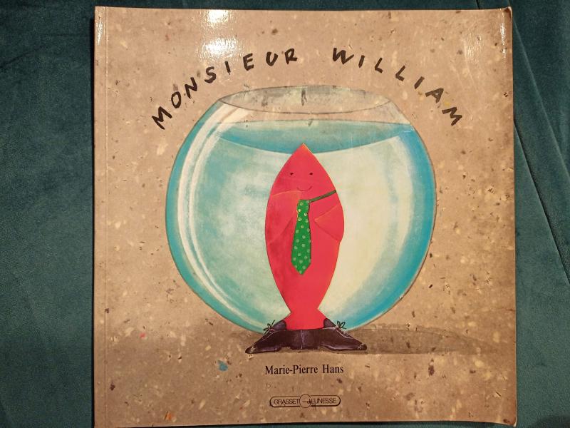 Monsieur William