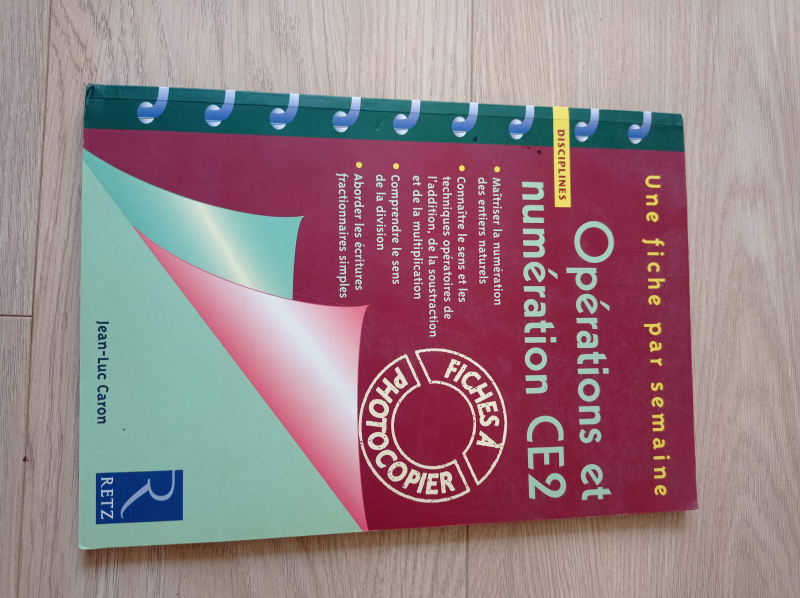 Opérations et numération CE2