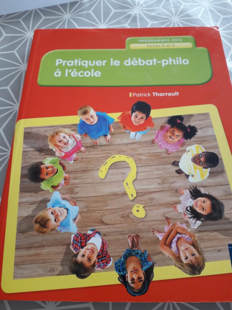 Pratiquer le débat-philo à l'école