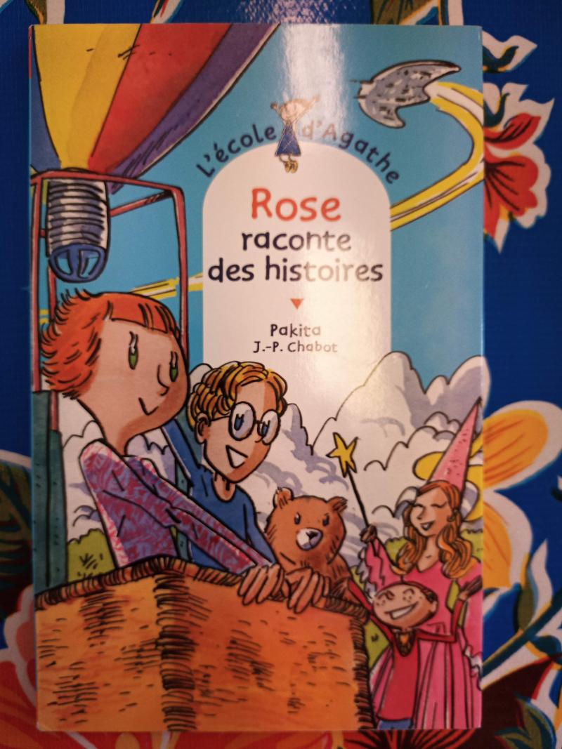 Rose raconte des histoires