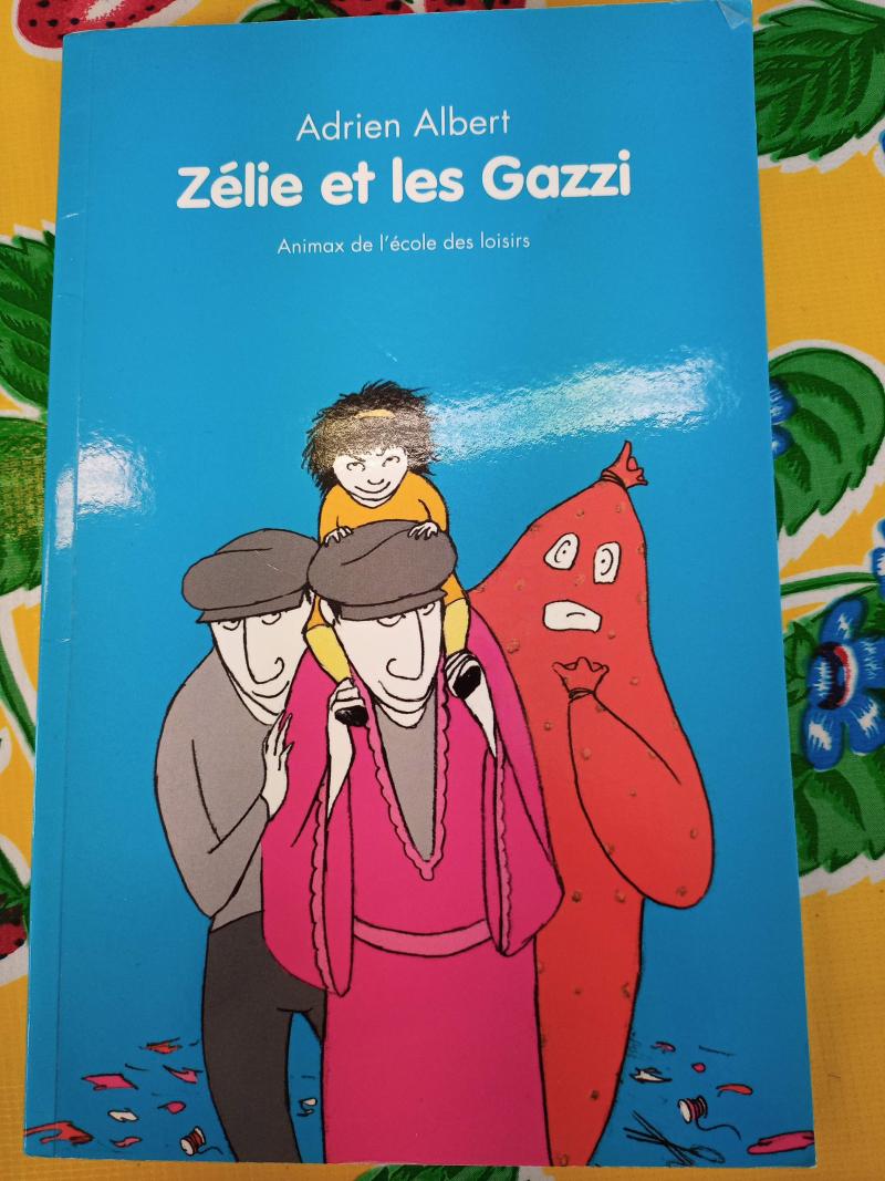 Zélie et les Gazzi